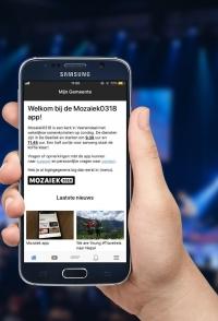 Mozaiek app