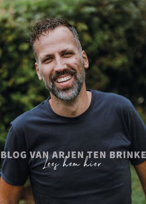 Blog Arjen ten brinke - Kleed de naakten