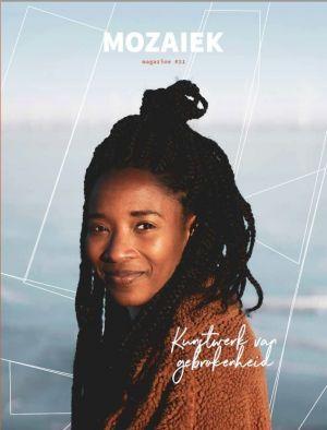 Mozaiek Magazine deze week op de mat bij Mozaiekers