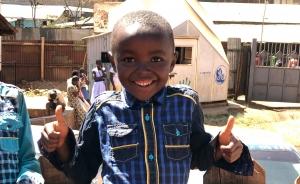 Opbrengst extra gift voor noodhulp in Kenia