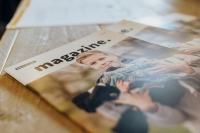 Nieuwe editie Mozaiek0318 Magazine