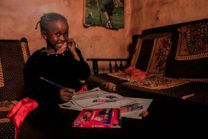 Update Mozaiek Kenia: 1060 kinderen aan ons verbonden!