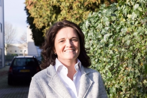 Sandra van den Berg