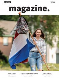 Nieuwe editie Mozaiek Magazine