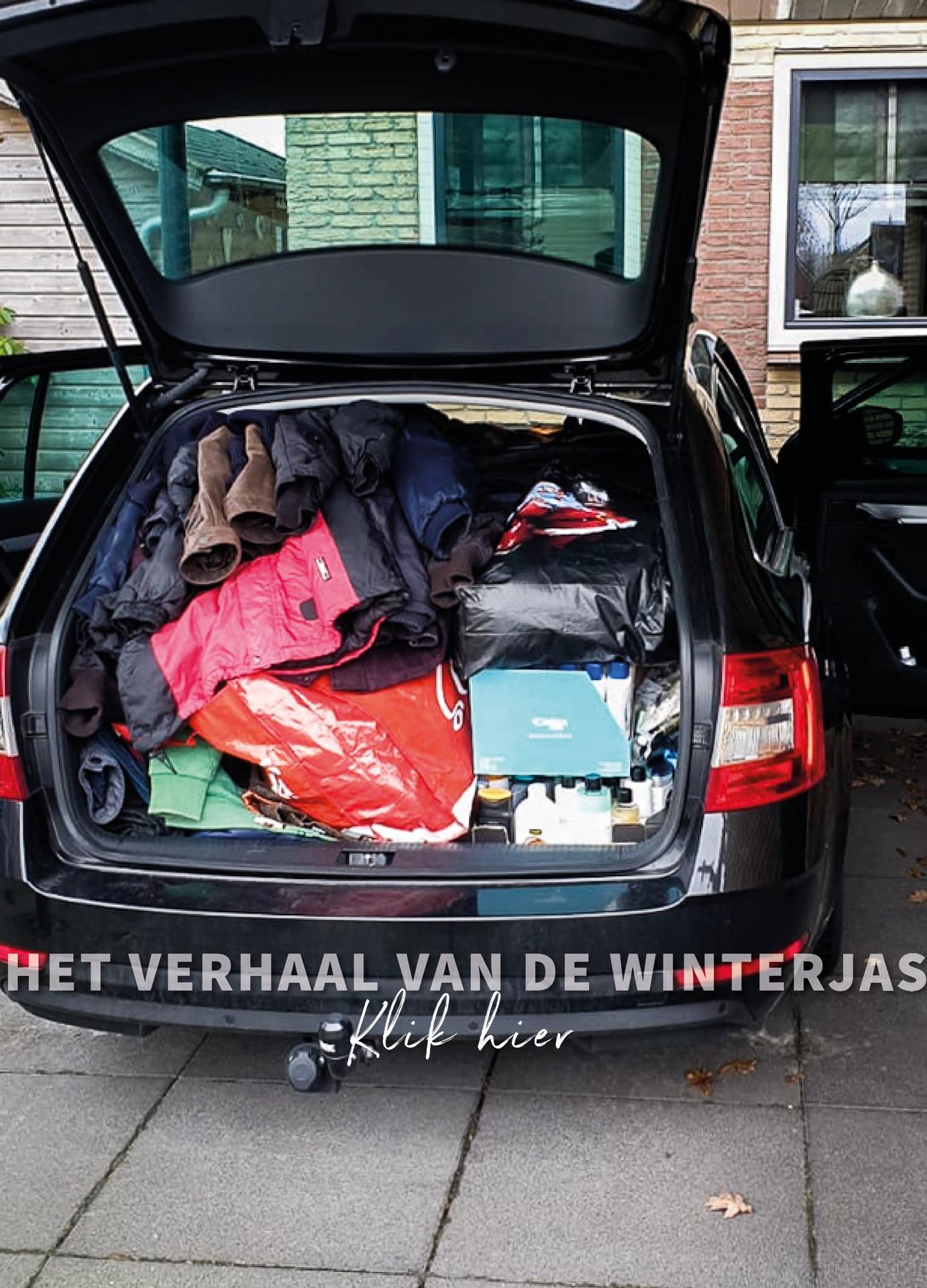 Het verhaal van de winterjas